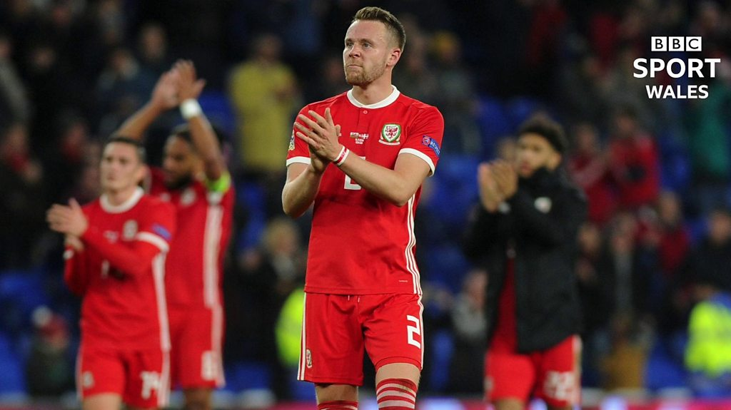 Chris Gunter: Playing for Wales 'means the world' to record-breaker