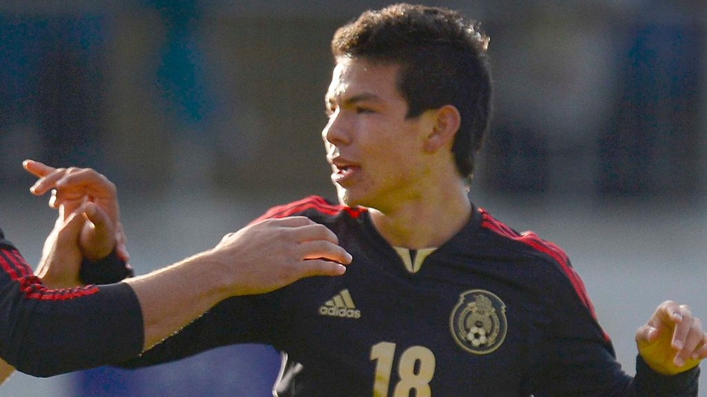 Hirving Lozano's early promise for Mexico