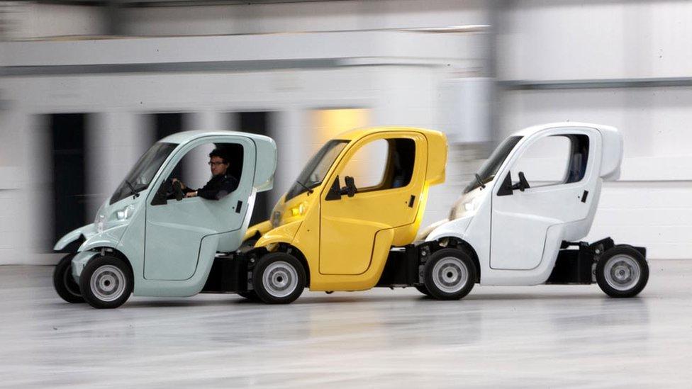 Esprit project cars