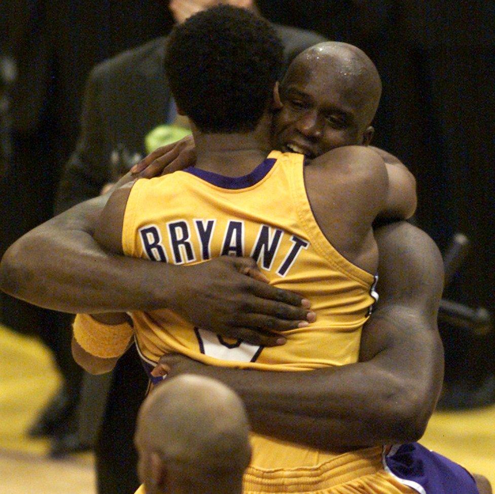 Shaq ve Kobe