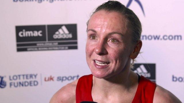 Olympic hopeful Lisa Whiteside