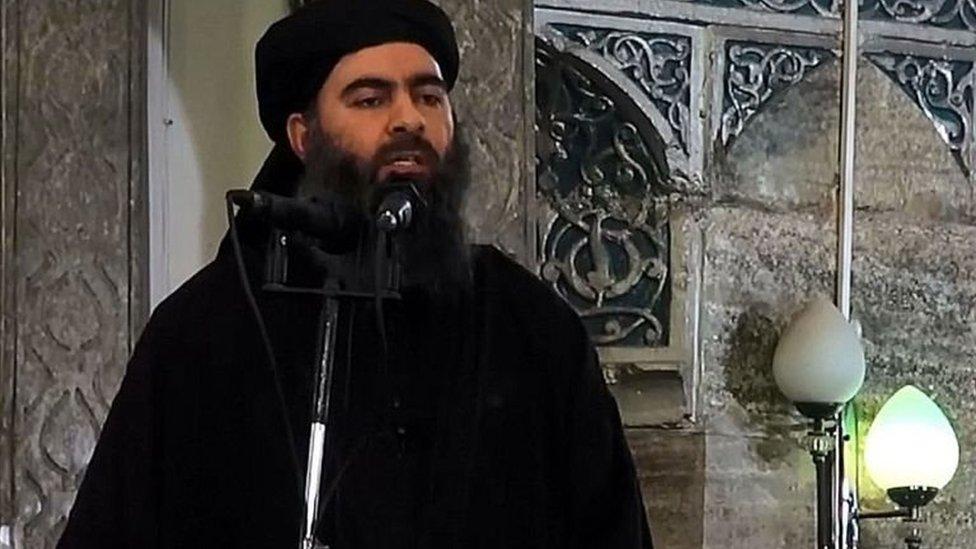 Baghdadi mulai melatih Abdullah menjadi penggantinya.