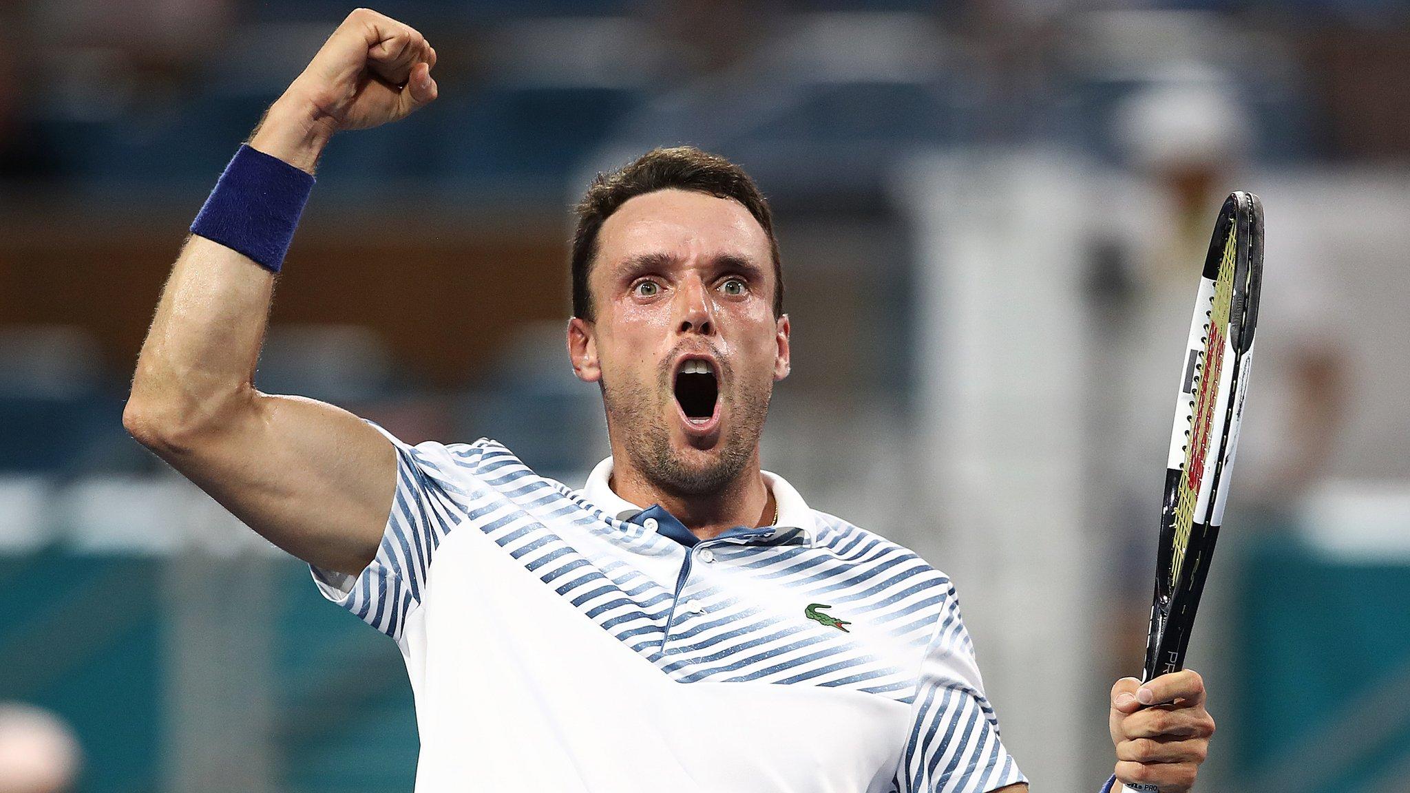 Miami Open: Novak Djokovic & Kyle Edmund lose in fourth round