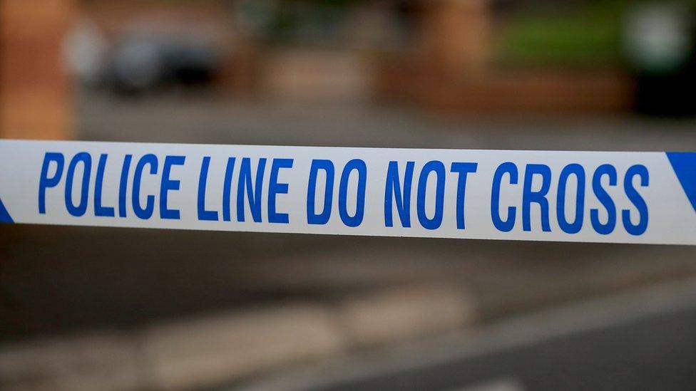 Anti-terror police arrest man, 19