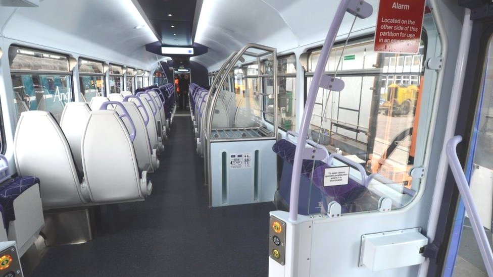 Interior of 144 Evolution