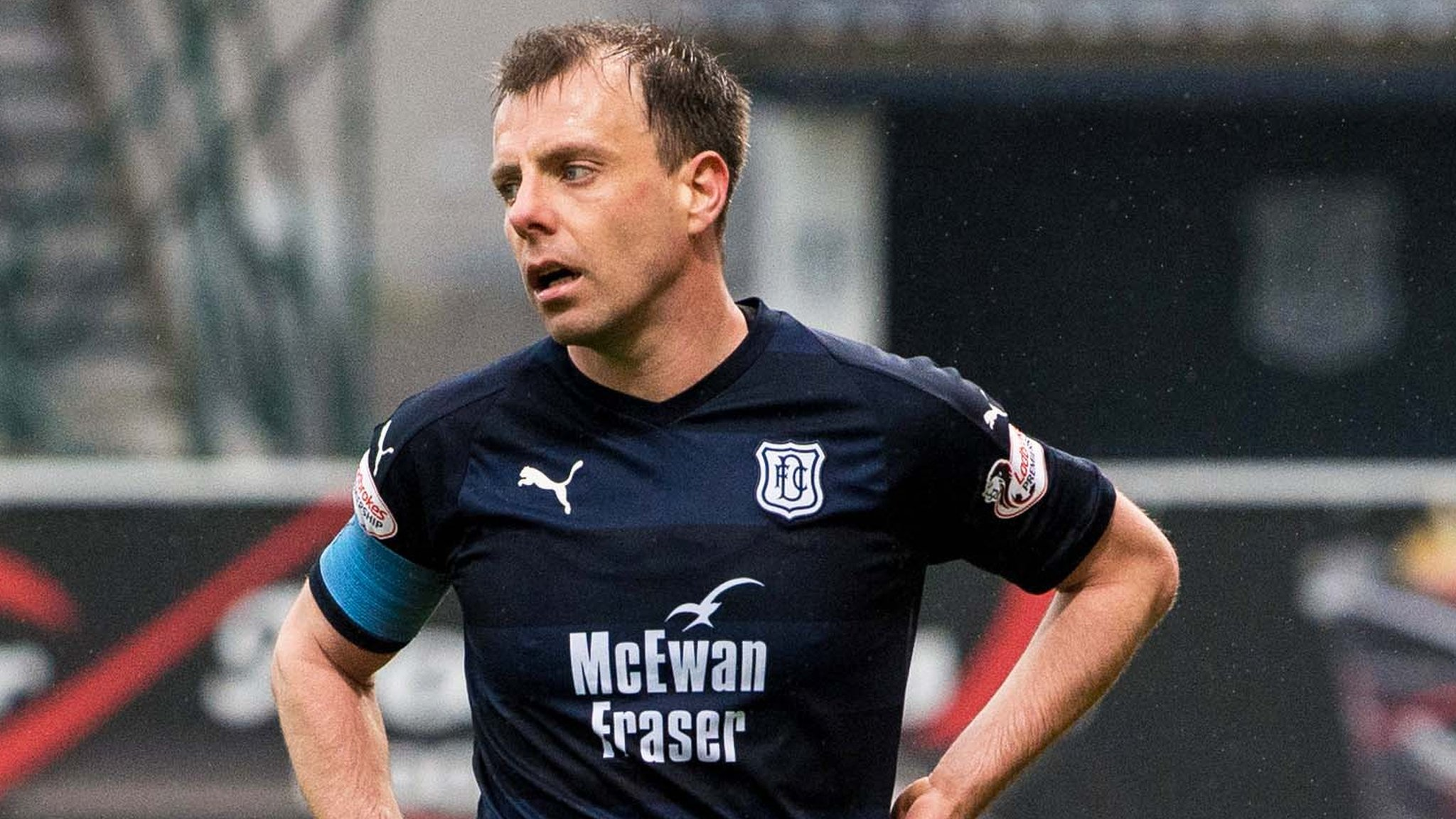 Paul McGowan: Dundee man says some have been unable to take criticism