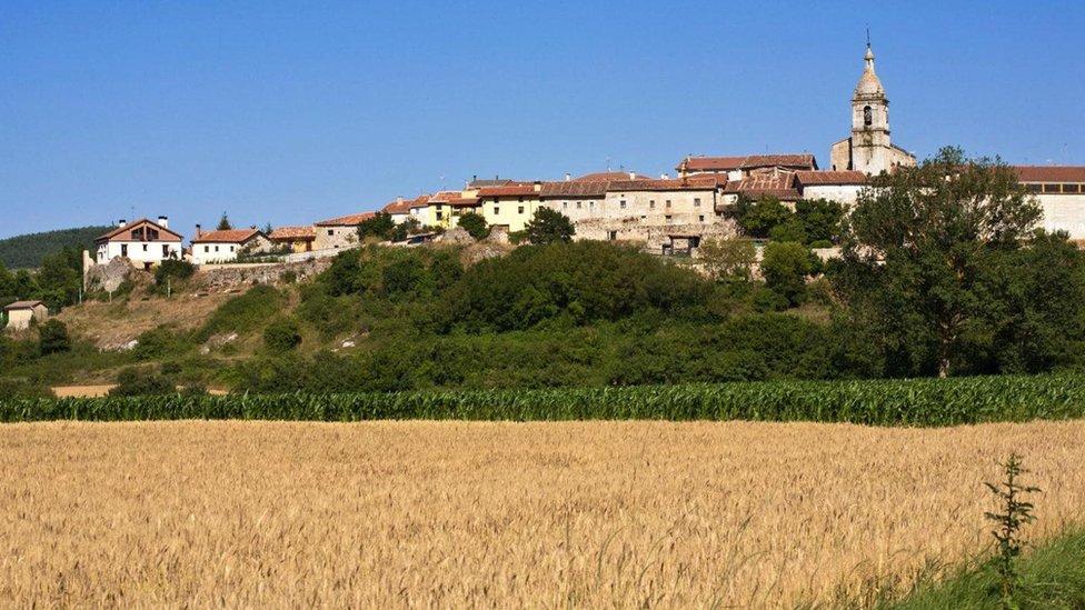 Pueblo vasco