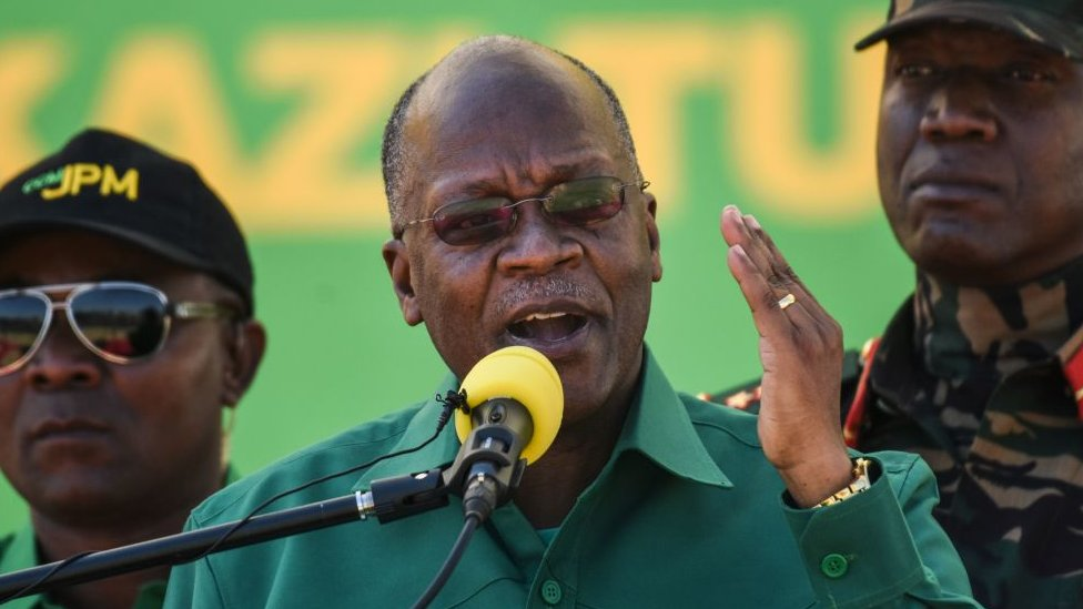Tanzania Opposition Rejects Poll Results, Demands New Vote