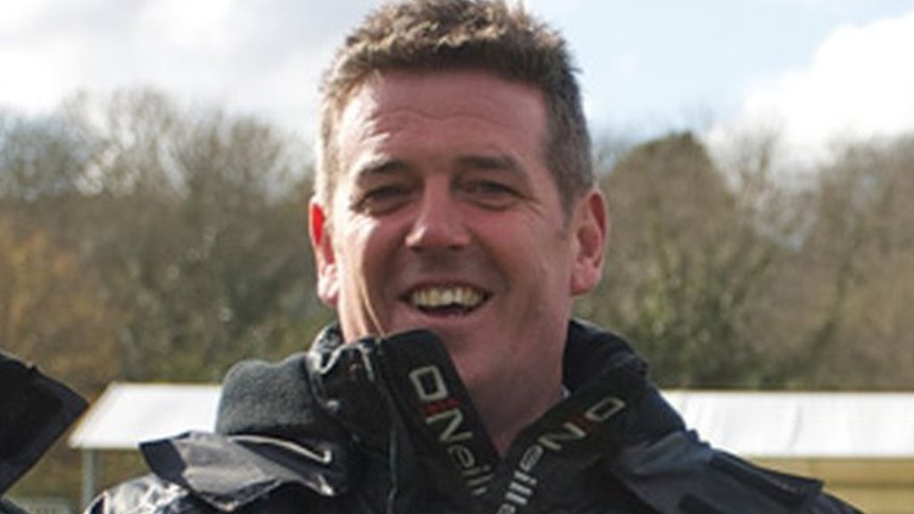 Chris Stirling returns to Cornish Pirates as director of rugby