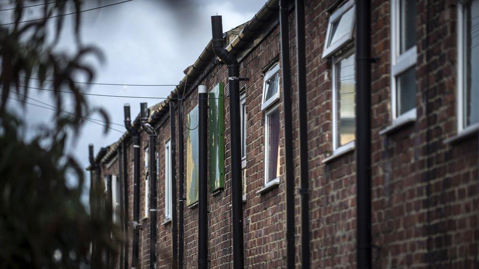 Houses in Horden, County Durham