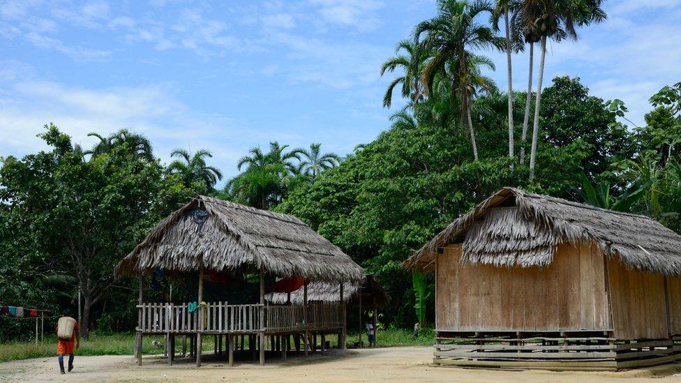 Povo Jamamadi tem forte presença missionária