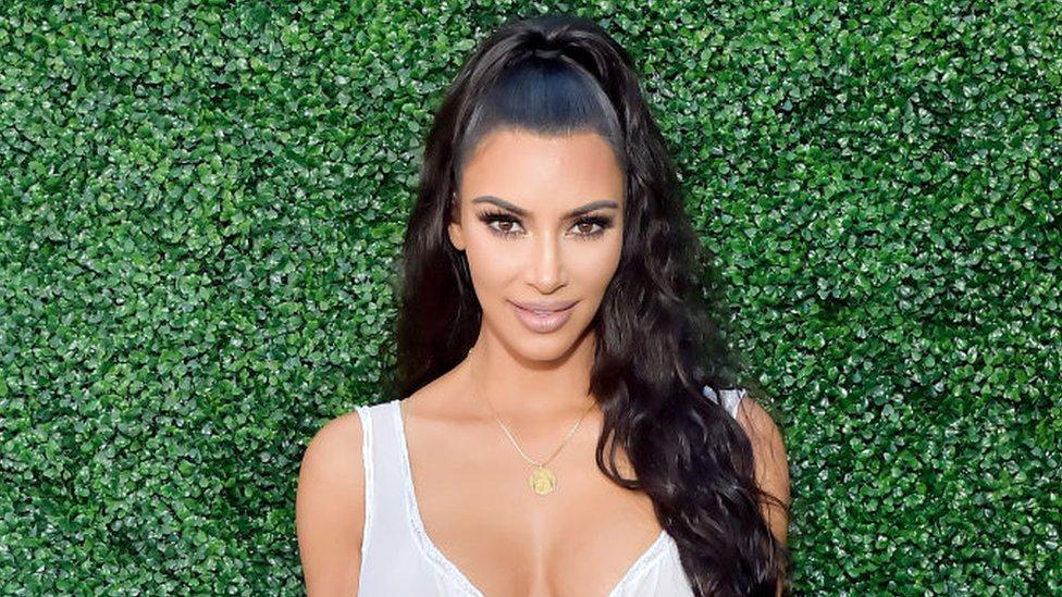BBC News - Kim Kardashian 'most dangerous celebrity to search online'