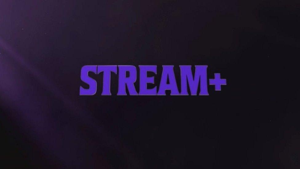 Stream+ logo