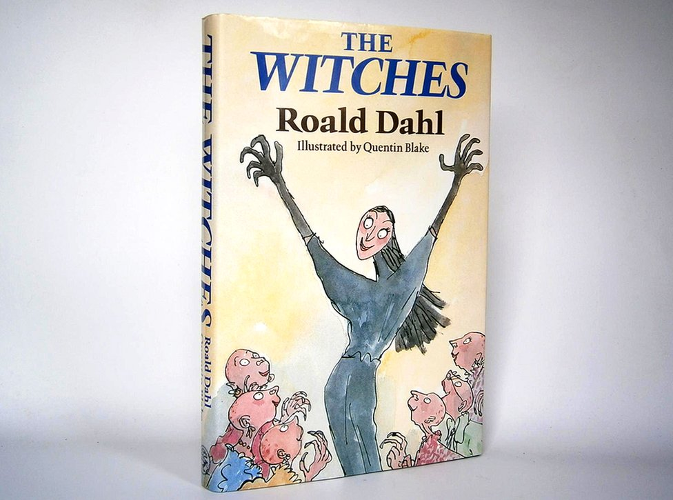 In Roald Dahl's 1983 novel, The Witches, real witches looked like ordinary women