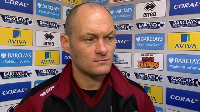 Norwich City boss Alex Neil