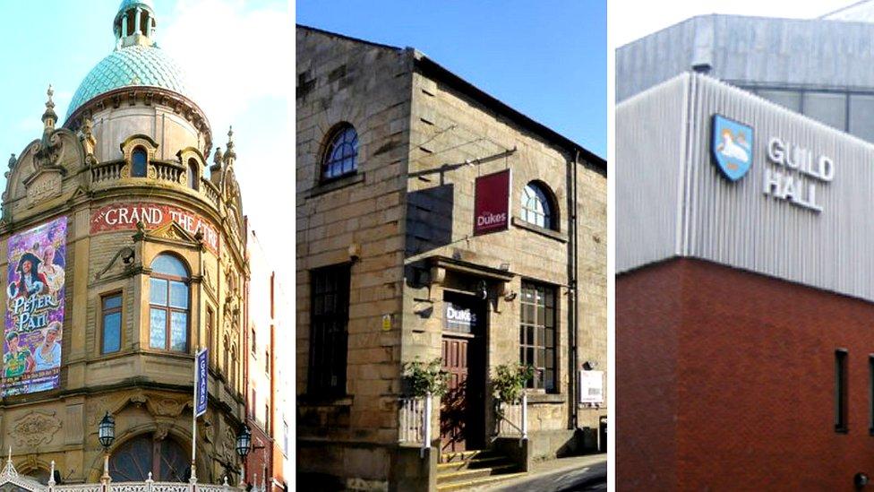 Lancashire considers City of Culture bid