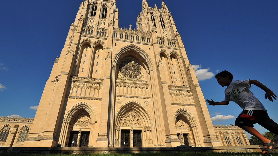 Catedral Nacional de Washington