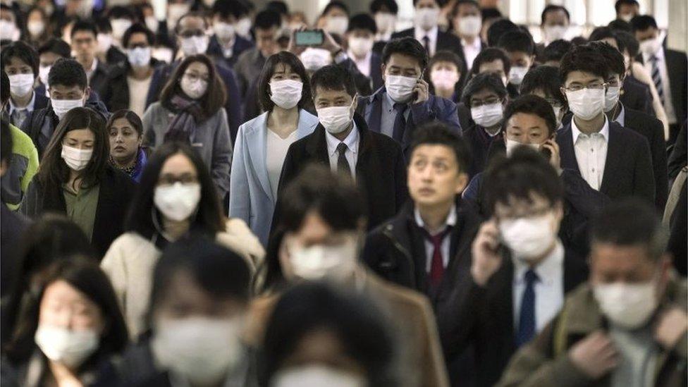 Coronavirus in japan Japan Coronavirus: 487,545