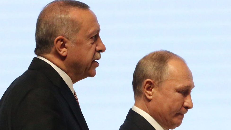 Россия и Турция в Сирии: задачи разные, но действуют сообща