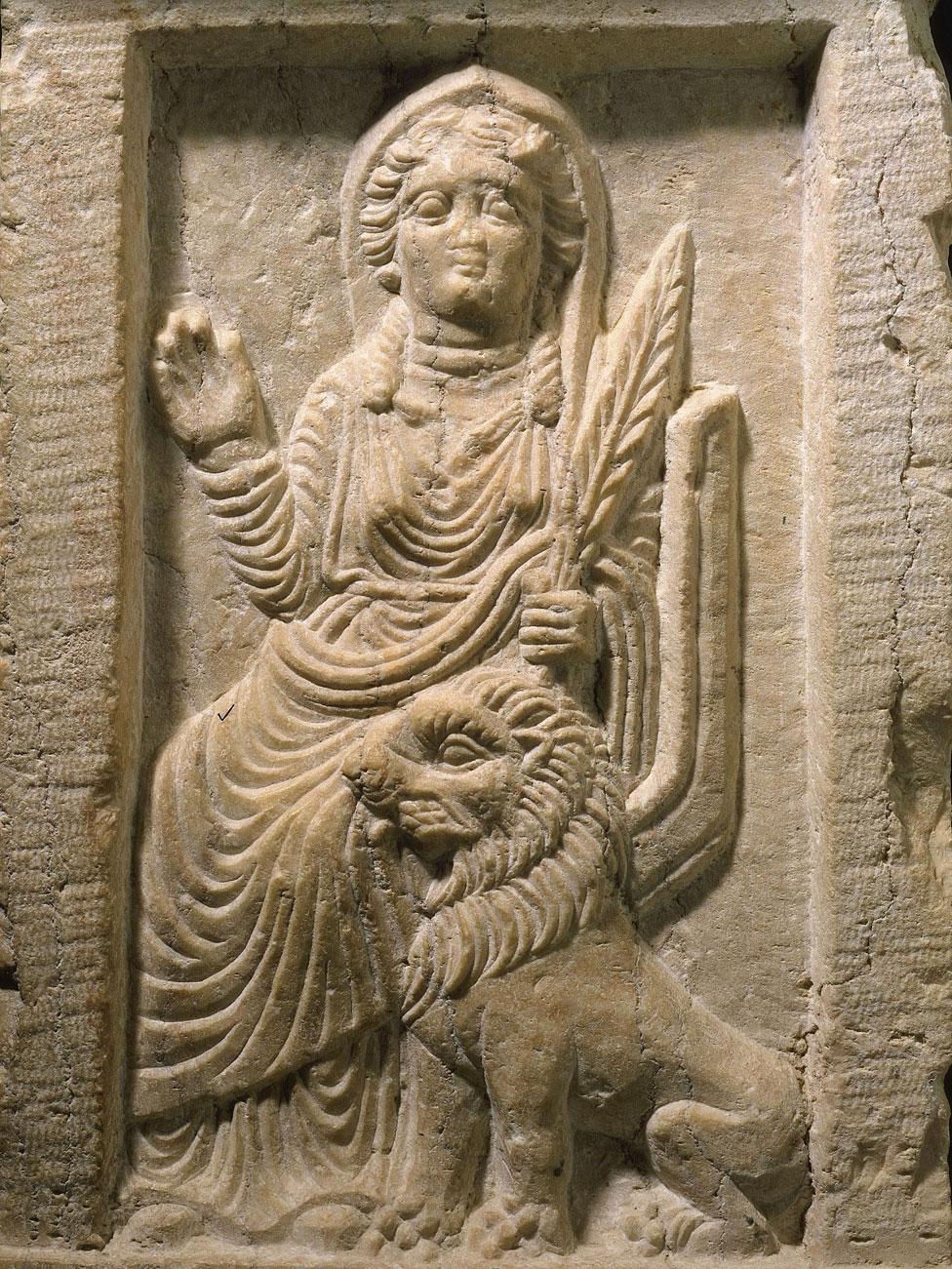 The goddess al-Lat