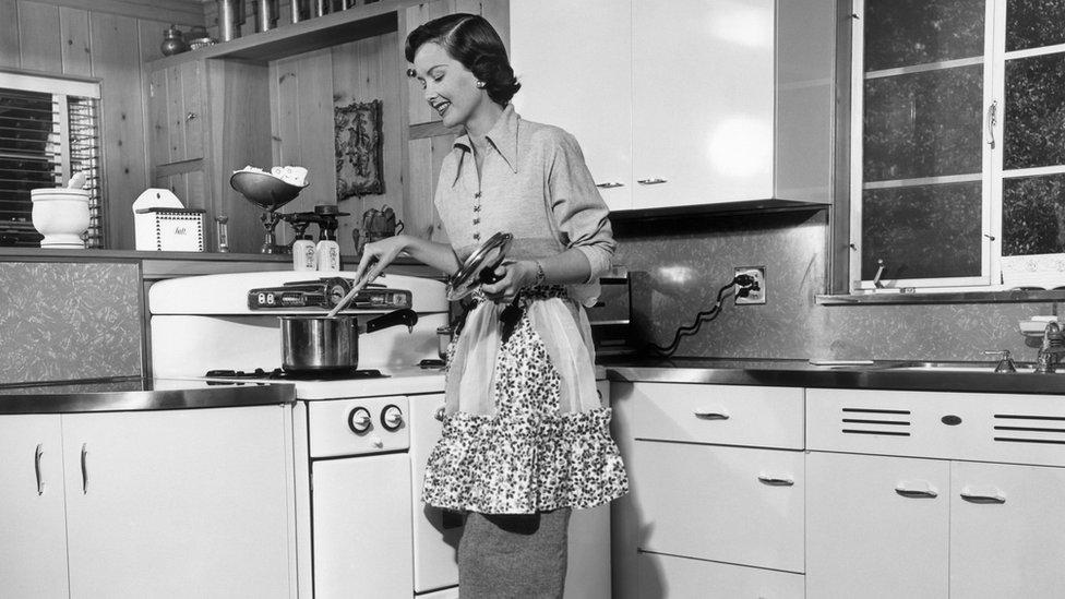 Esposa de 1950