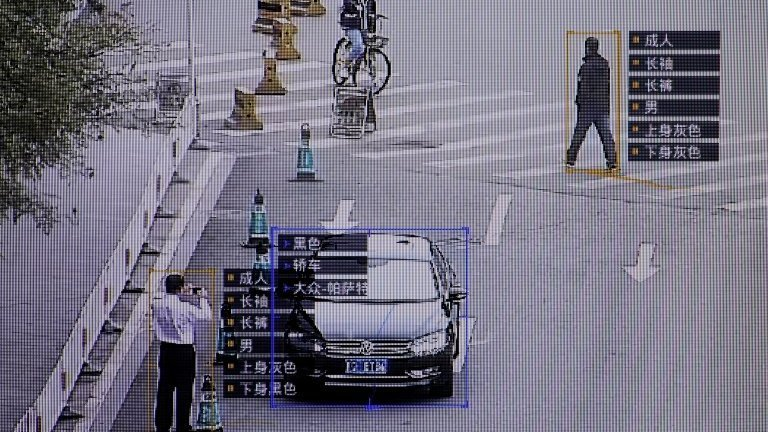 China, kamera CCTV