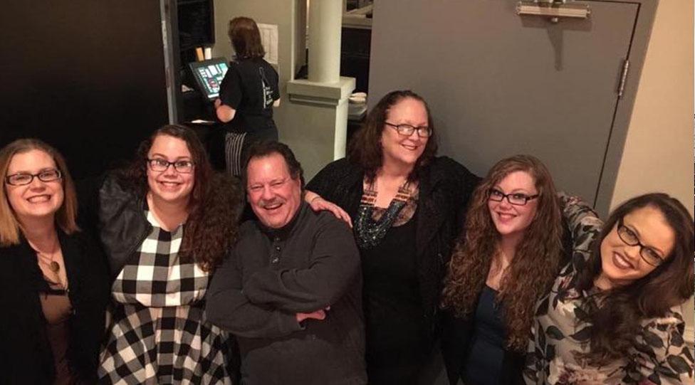 Landon ve ailesi