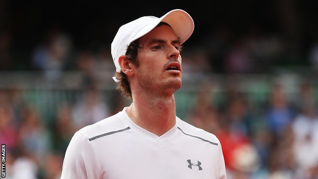Andy Murray has had back-to-back five set victories in the first two rounds of the French Open.