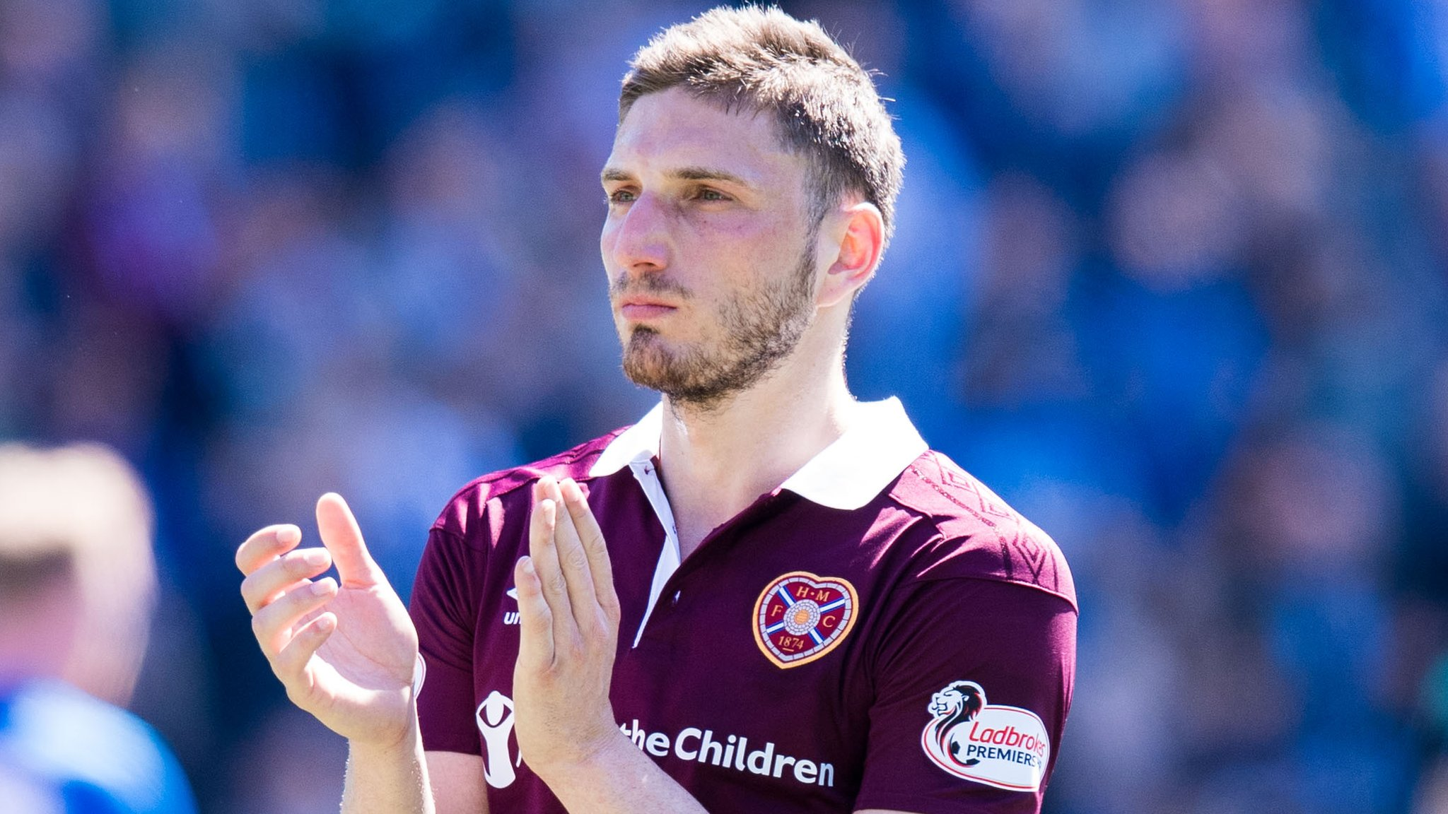 David Milinkovic return to Hearts unlikely as both parties struggle to agree terms
