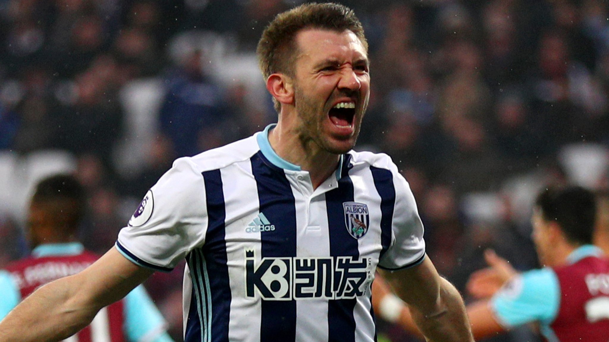 Gareth McAuley: Veteran West Brom defender aims to continue club career