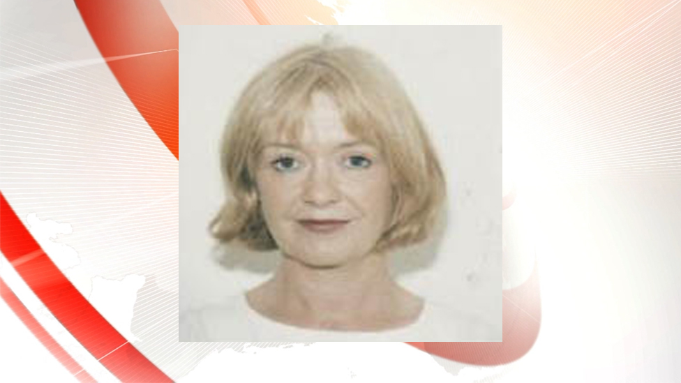 Deirdre O'Flaherty search was 'unexpected', family says