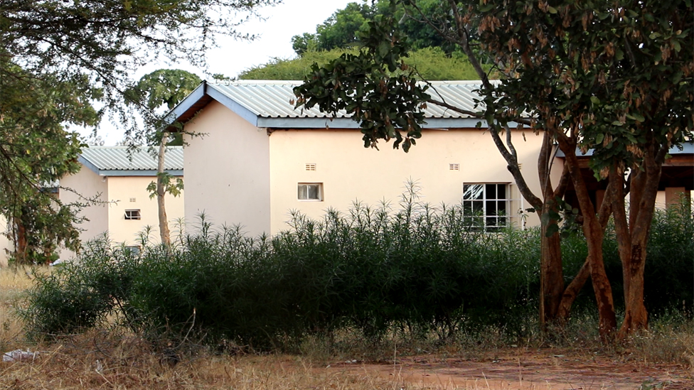 Teacher training college in the city of Blantyre, Malawi