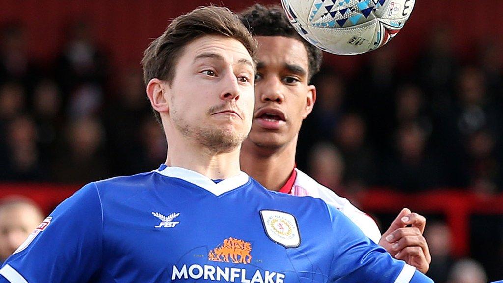 Shaun Miller rejoins Crewe Alexandra after leaving Carlisle United