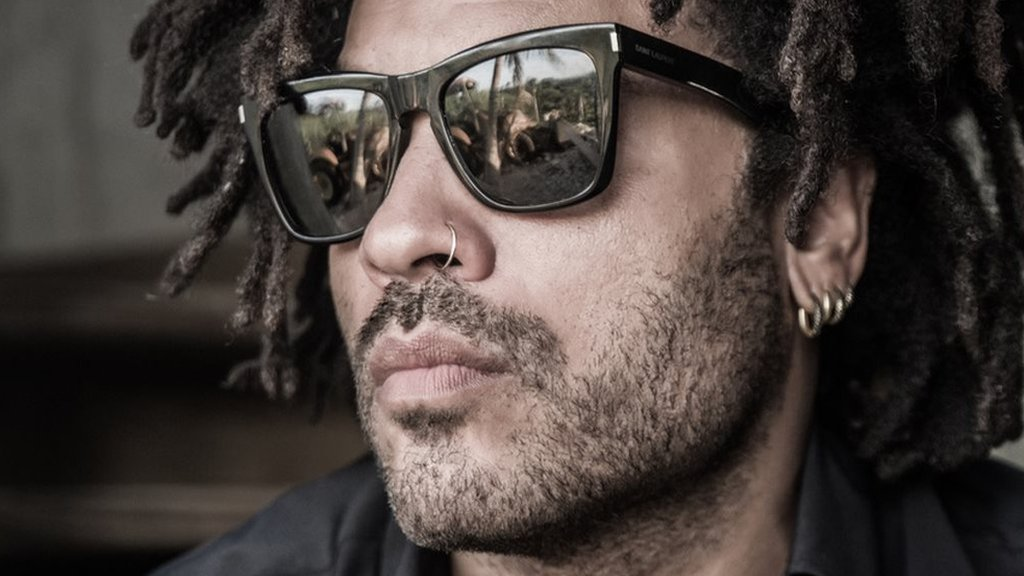 How colour cost Lenny Kravitz a major role in Big Little Lies