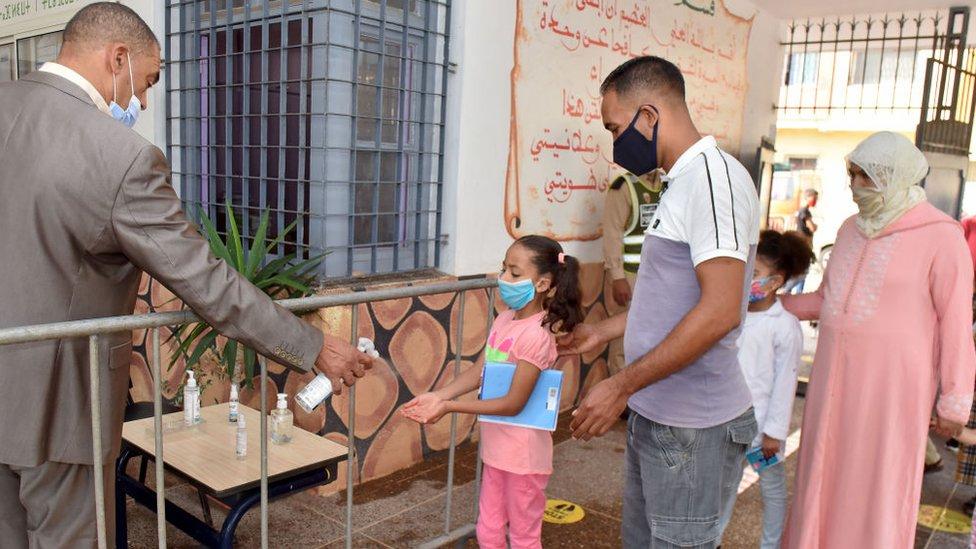 رغم الإجراءات الإحترازية، ارتفاع في عدد الإصابات في المغرب