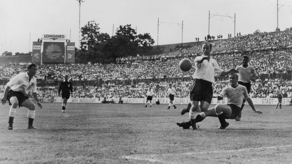 Uruguay en 1954