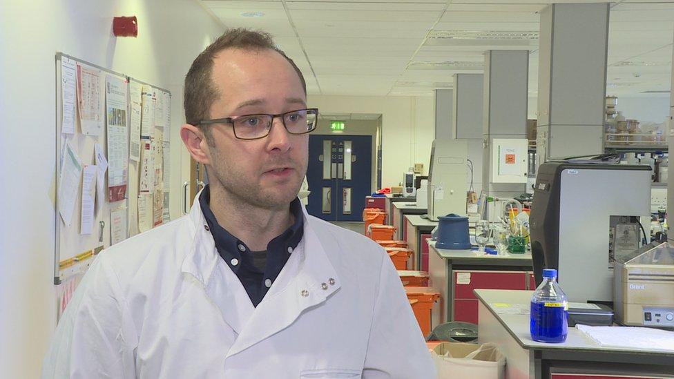 Dr Henstridge