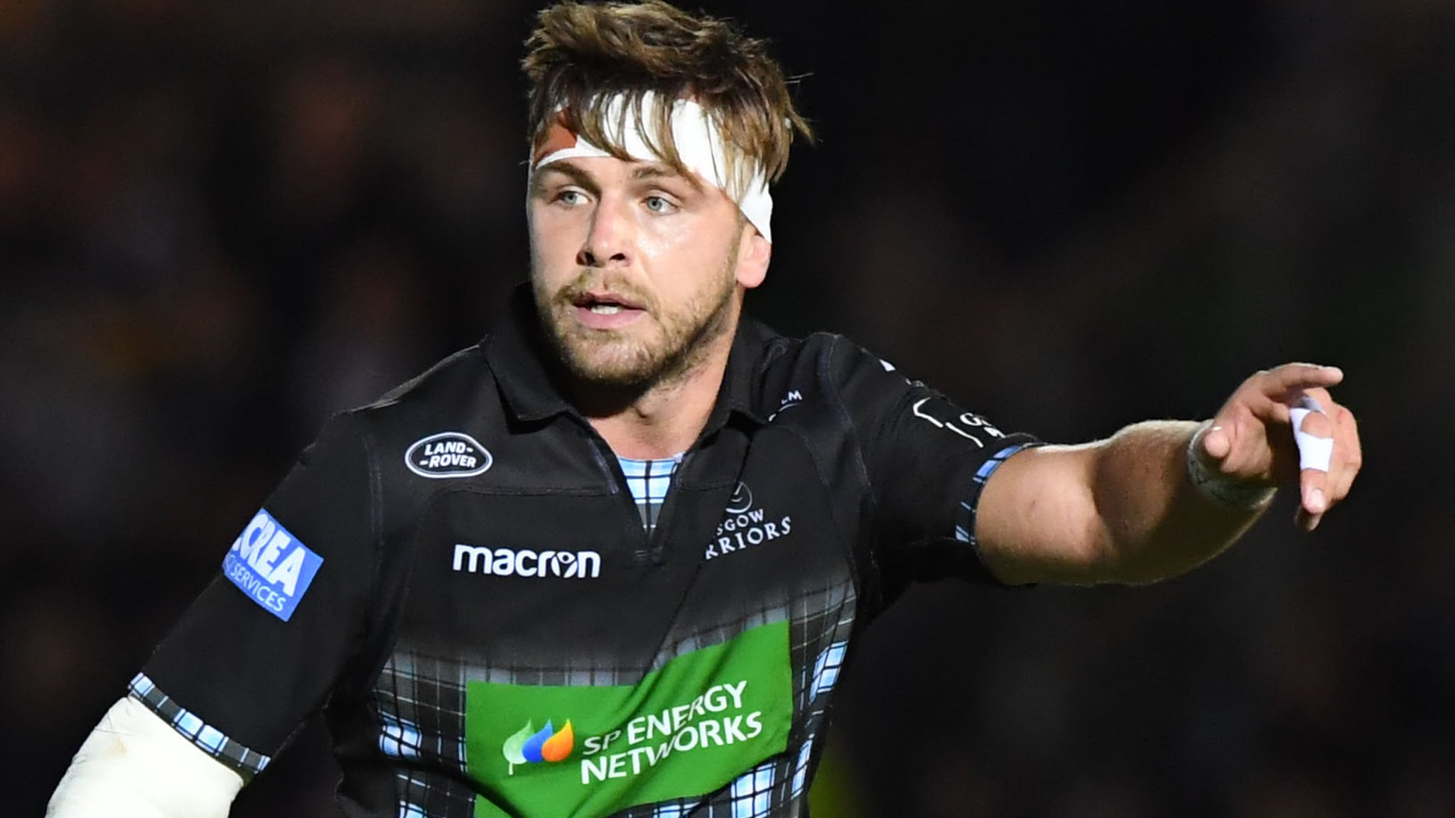 Glasgow Warriors: Ryan Wilson says side are 'big enough & tough enough'