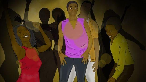 Perempuan Kenya mengeluh banyak digoda pria.
