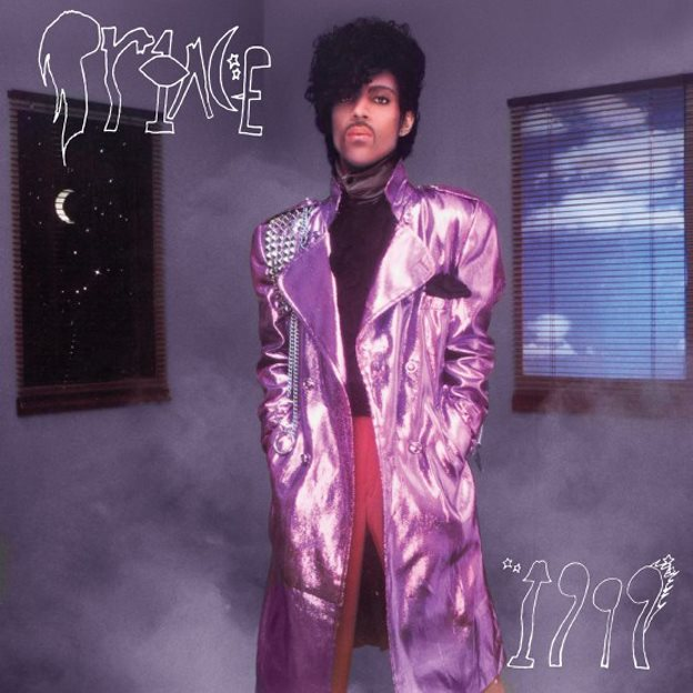 Artwork for Prince's 1999