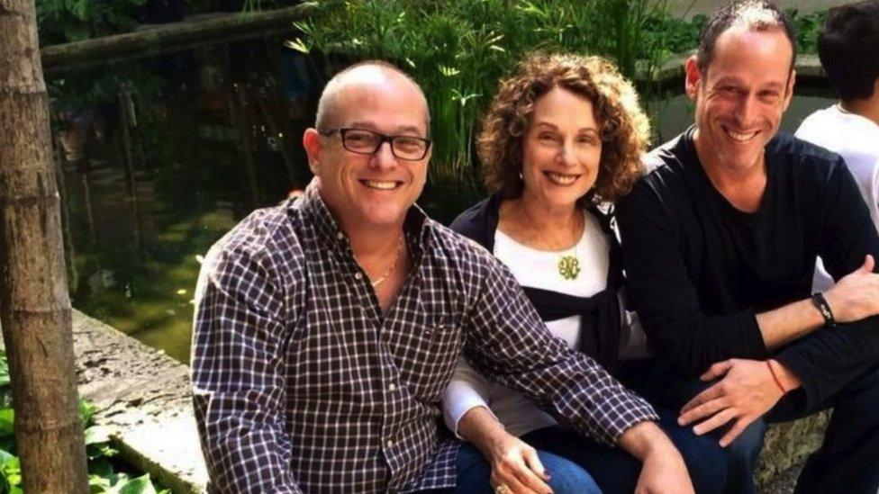 Nancy Kress, Frankie y Jay Kleiman.