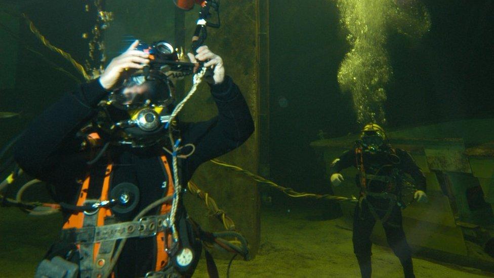 Jobs under threat at Fort William subsea training site