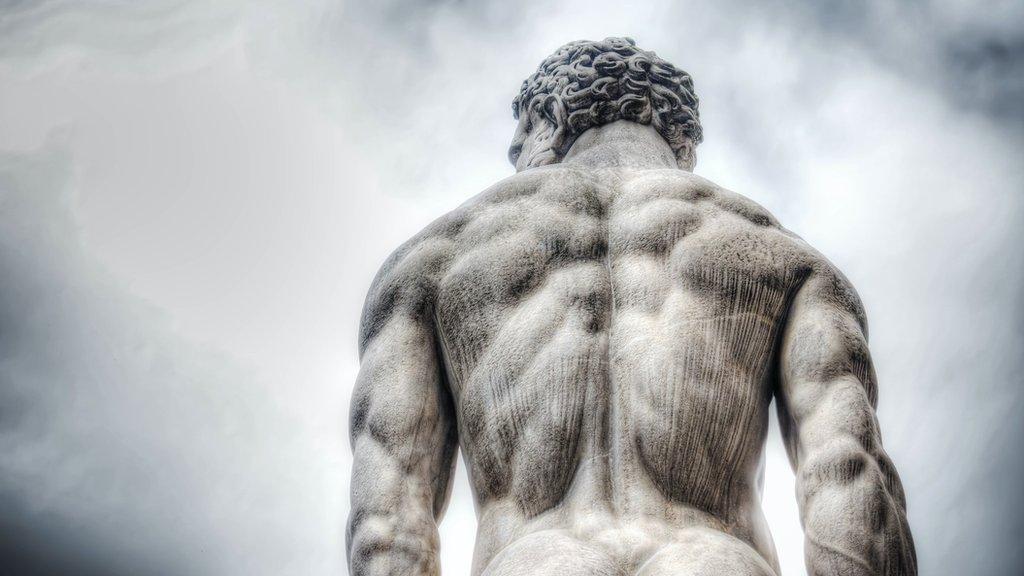 تمثال هرقل في فلورنسا