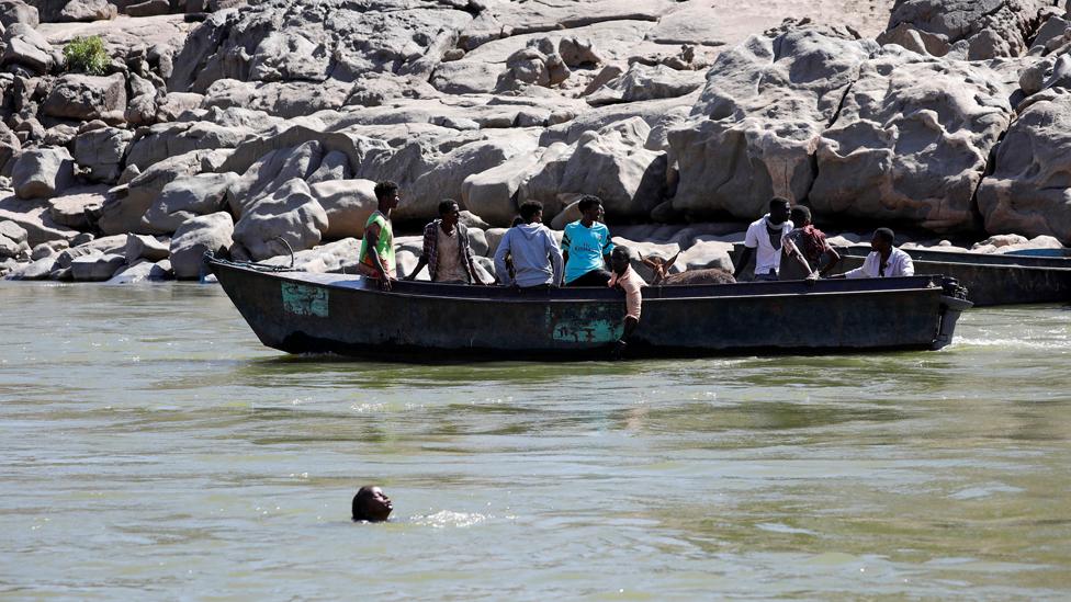 أدى القتال في تيغراي إلى نزوح الآلاف إلى السودان