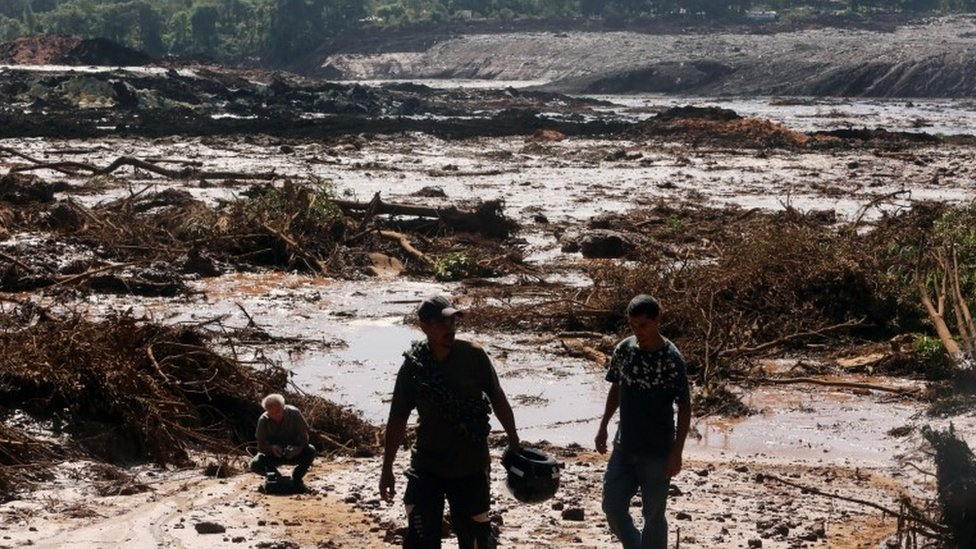 У Бразилії прорвало греблю: є загиблі, 300 людей зникли безвісти