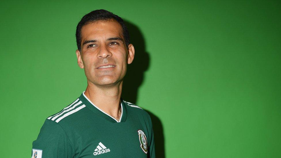 Márquez, que aparece en este retrato que le hizo la FIFA, negó las acusaciones del Departamento del Tesoro.