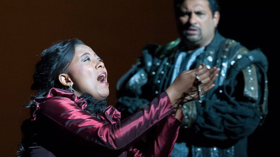 Maria Stuarda performed by Cape Town Opera