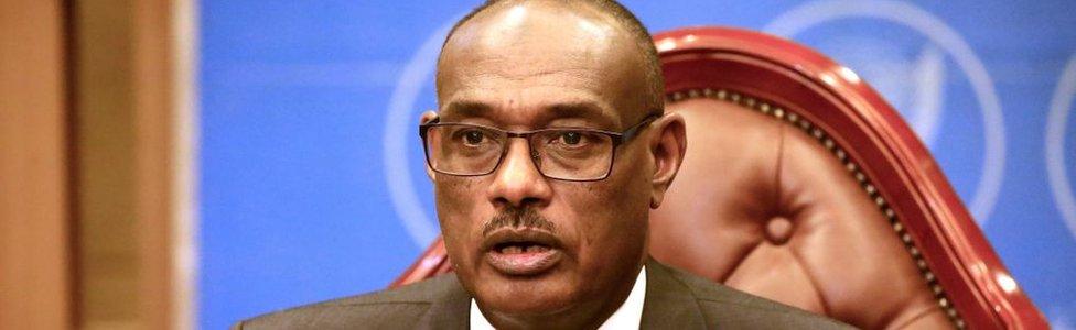 Al Dirdiry Mohamed Ahmed
