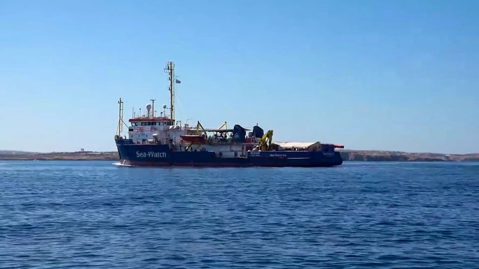 seawatch gemisi