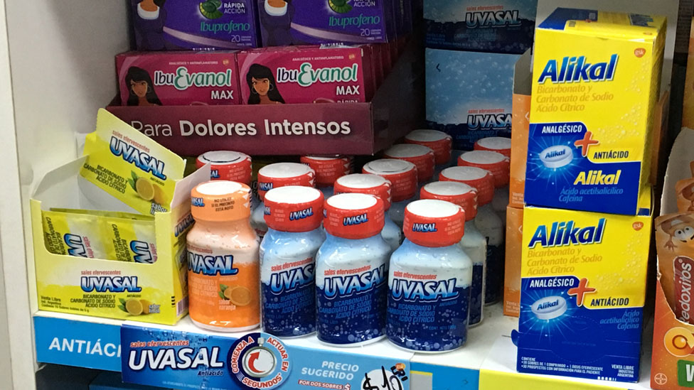Bicarbonato de sodio contra la acidez estomacal